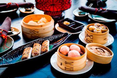 亚洲开胃菜