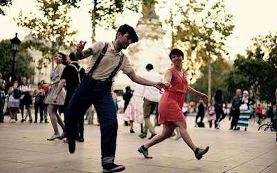 Danser le Swing!